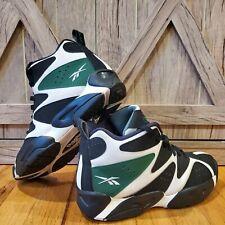 Reebok Kamikaze I Mid 'Seattle SuperSonics' Basketball Sneakers - Sz 10