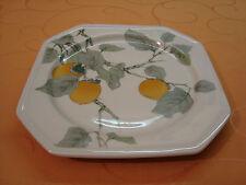 Gallo Galerie Lombardia Apricot Teller  Frühstücksteller / Kuchenteller ca.21 cm
