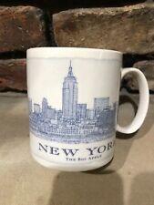 Starbucks New In Box Coffee Mug Tea Cup New York Architect Series The Big Apple