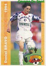165 DANIEL BRAVO PARIS SAINT-GERMAIN PSG CARD CARTE FOOTBALL 1994 PANINI