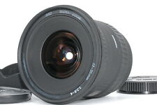 As-Is Sigma EX Aspherical HSM 17-35mm f/2.8-4 Aspherical HSM Lens for Canon EF