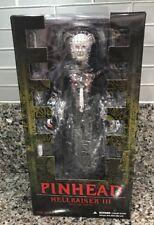 """New Mezco Toyz Hellraiser 12"""" Pinhead Vinyl Horror Figure Collectible In Stock"""