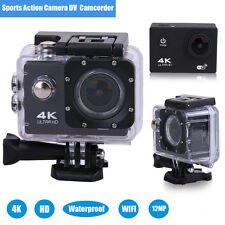 WIFI 1080P HD 4K 12MP F60/F60R Sports Action Camera DV Camcorder Waterproof