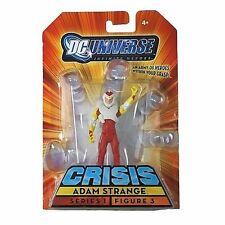 DC UNIVERSE Infinite Heroes_ADAM STRANGE action figure_New & MIP_Crisis Series 1