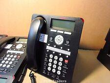 Avaya 1608-I BLK IP500 One-X IP VoIP Telephone Telefone INCL HANDSET + STAND