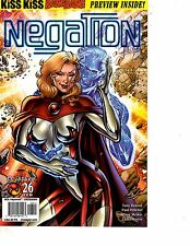 Lot Of 3 Negation Cross Gen Comic Book #Preview Prequel 1  BH41