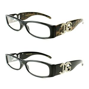 Fashion Reading Glasses Readers Various Colors and Strengths Small Frame