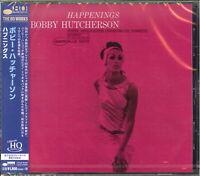 BOBBY HUTCHERSON-HAPPENINGS-JAPAN UHQCD Ltd/Ed D73