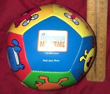 MR. MEN Little Misses les monsieur madame ball 4 inches diameter 2009