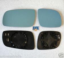 Spiegelglas Spiegel heizbar getönt, Audi A3 8L1,  A4 B5,  A6 4A,  links/rechts