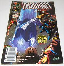 1996 Malibu Comics Ultraforce #5 ~ Direct Edition (Near Mint - Mint) Unread