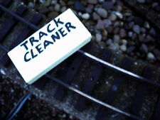 1 OFF G SCALE RAILWAY CLEANER BLOCK,