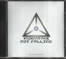 MUDVAYNE Not Falling RARE EDIT VERSION PROMO RADIO DJ CD Single 2002
