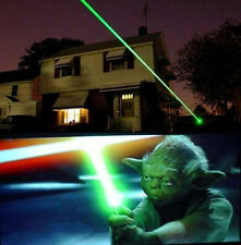 MILITARY GRADE*2N1 GALAXY EFFECT'S* GREEN LASER*532NM*5MW*WITH A 10 MILE RANGE*