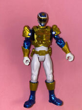 Power Rangers Megaforce Ultra Blue Ranger 4? Action Figure