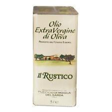 Huile d'olive vierge Il Rustico 5L