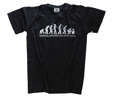PLATA Edition Something Went terribly Wrong Evolution Camiseta S-xxxl