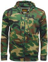 OFFRE ! camouflage pull à capuche fermeture éclair VESTE SWEAT army BW