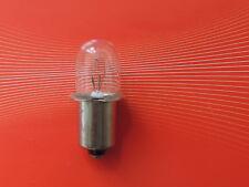 Ampoule 18V lampe torche 18 Compatible  BOSCH HITACHI DEWALT BLACK DECKER Rioby