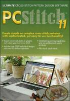 Cross Stitch Design Program PCStitch 11, PC Software, Make your own Patterns!