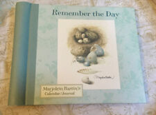 Unused 2001 Marjolein Bastin'S Remember the Day Calendar Journal Hallmark