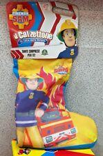 Simba 109252112Peluche Figura Sam Il Pompiere 45cm c3i