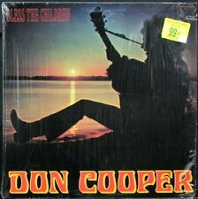 DON COOPER 'Bless The Children' Near Mint Never played 1969 LP in shrink