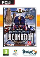 Chris Sawyer Locomotion (PC CD) (UK IMPORT) neuf sous blister
