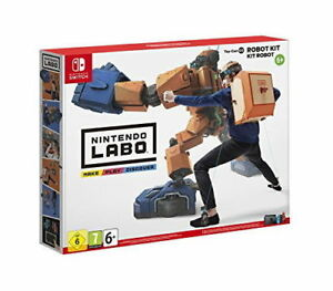 Nintendo Labo Toy-Con 02: Robot Kit (Nintendo Switch) NEW Super Fast Delivery