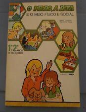 O Pedro, A Rita - E O Meio Fisico E Social - 1e 2 anos de escolari (Portuguese)