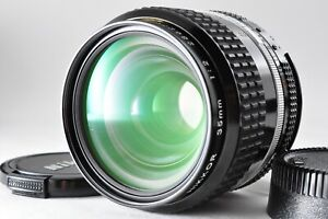 """""""TOP MINT"""" Nikon 35mm f2 Ai-S AIS Wide Angle Manual Focus Prime Lens From JAPAN✈"""