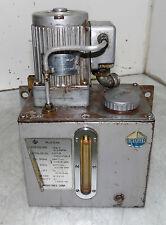 Showa Schmiersystem, 220 V, 320 cc / Min, Mla 03W,3 L.Behälter, Gebraucht
