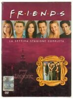 FRIENDS Stagione 7 completa n. 4 DVD Film PAL ITA