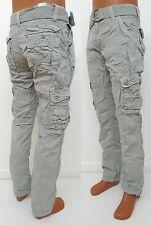 New Men's Jordan Craig Light Grey Utility Cargo Pants Size 32x32 Brand New!