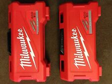 2 New Milwaukee 48-32-1551 42 Bits Magnetic Screw Driver Sets Replace 48-32-8005