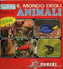 album PANINI - IL MONDO DEGLI ANIMALI 1970 - Figurina new sticker N. 250