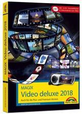 MAGIX Video deluxe 2018 - Das Buch zur Software. Die besten Tipps und Tricks