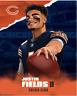PRESALE 2021 PANINI Instant NFL Draft Night Justin Fields Illustration Rookie RC