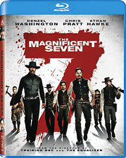 The Magnificent Seven (Blu-ray Disc, 2016)