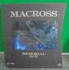 Macross Memorial Box 11 LD LaserDisc Japan