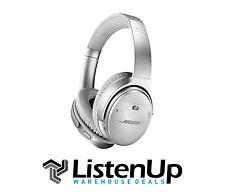 Bose® QuietComfort® 35 wireless headphones II (Silver) - Authorized Dealer