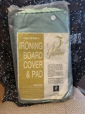 New Vintage Torch Products All-In-One Ironing Board & Pad