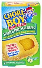 Chore Boy, 6 Pack, Non-Metallic, Soap Pads