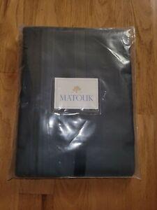 Matouk Nocturne 600 Thread Count Sateen Egyptian Cotton King Duvet In  Deep Jade