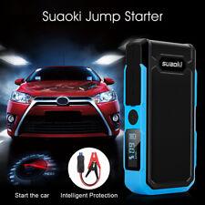 12V 20000mAh Auto Starthilfe Jump Starter Notstart Batterie Ladegerät Power Bank