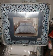 Raymond Waites 3 Piece Queen Reversible Comforter Set Belle