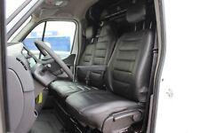 Renault Master 2010 - …  Passform Auto Sitzbezüge Schonbezüge 1+2 Kunstleder