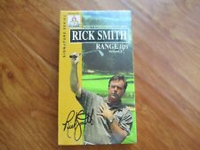 Rick Smith Range Tips Volume 2 ~Rare Vhs