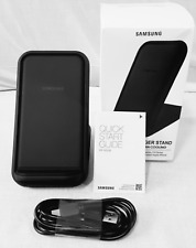 Genuine Samsung Qi Wireless 2.0 15W Fast Charger Stand For Galaxy Phone EP-N5200