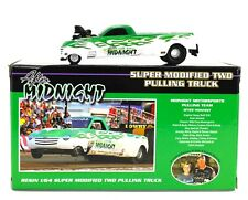 SpecCast 1:64 *AFTER MIDNIGHT* GREEN & WHITE AG Super Modified Pulling Truck NIB